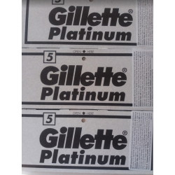 Lame de ras Gillette Platinum